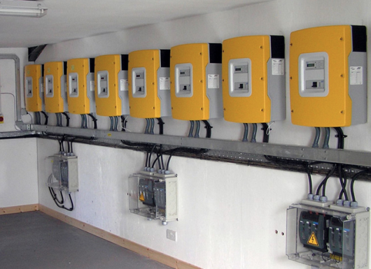 photo-of-battery-storage-bank